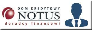Kontakt z doradcą hipotecznym Domu Kredytowego Notus