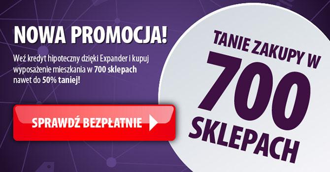 Expander promocja wrzesień 2015